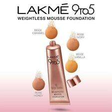 Lakme 9 to 5 Weightless Mousse Foundation 6g