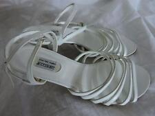 Jean Paul Barriol Accessoire White heel Size 6.5 Made in France