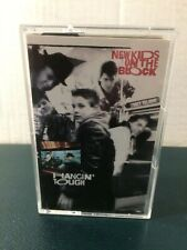 New Kids On The Block Hanging Tough Cassette Tape  TESTED!