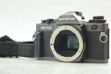 【N.MINT++ w/ Grip & Strap】Olympus OM-3 Ti 35mm SLR Film Camera by FedEx✈ From JP