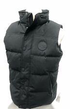UGG Australia Men's Nathaniel Down Vest Black 1102974 Size Medium Jacket