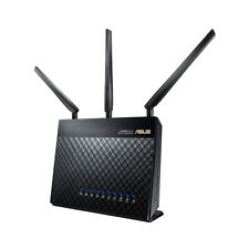 ASUS RT-AC68U Dual-band Wireless-AC1900 Gigabit Router Fast Shipping AU Version