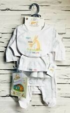 NEW Baby Neutral Guess How Much I Love You Layette Clothing & Book Gift Set