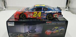 2012 Jeff Gordon 1:24 Dupont 4th Championship 2001 Monte Carlo 1 of 853