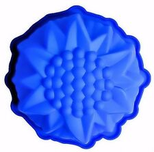 "Sunflower Shape 7.6"" Cake Silicone Mold Pan"