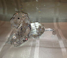 SWAROVSKI CRYSTAL 1995 ANNUAL EDITION LION 185410 MINT BOXED HAND SIGNED RARE