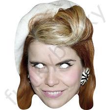 Paloma Faith Celebrity Singer Card Mask - All Our Masks Are Pre-Cut!