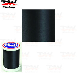 Fuji Poly Thread, Size A NOCP 100mtrs 25 Colours, Rod Binding Thread