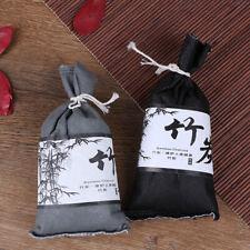 2Pcs Bamboo Moso Natural Fresh Air Purifying Bags Activated Charcoal Mold OdorHC