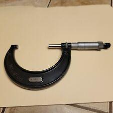 New Listingstarrett 436 2 To 3 Micrometer