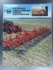 Morris Challenger Field Cultivator Dealers Brochure