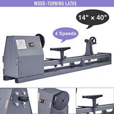 Preenex 14x40 Wood Lathe 12hp 3400rpm Home Or Shop Benchtop Woodworking Machine