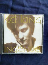 K.D.Lang, Ingenue, 1992 Cd