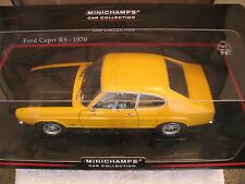 Minichamps 1/18 Ford Capri RS 1970