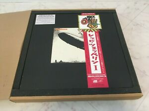 LED ZEPPELIN / I SUPER DELUXE EDITION JAPAN ISSUE 3LP 2CD FREE SHIPPING