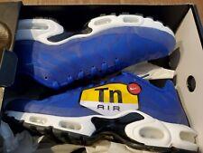 Nike Air Max Plus TN Tuned 1 NS GPX Big Logo Royal Blue Size 10.5 AJ7181-400