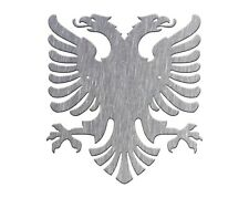Albanian eagle large metal wall hanging art decor various colors sizes gift