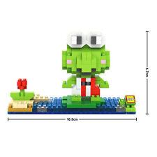 LOZ BLOCK KEROPPI nano block mini lego building block japanese frog cute micro