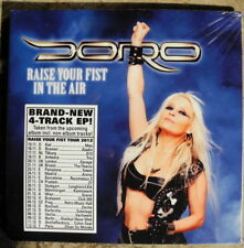 CD DORO RAISE YOUR FIST IN THE AIR Warlock New Sealed
