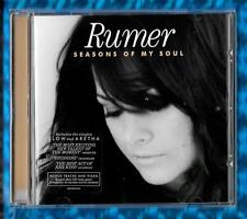RUMER SEASONS OF MY SOUL CD ALBUM(2010)5052498257522 Atlantic(Enhanced) EU
