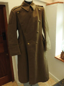 Military WW2 Royal Army Service Corps Great Officers Coat Uniform Captain (5092)