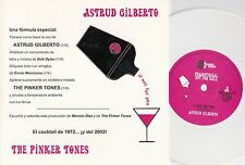 Pinker Tones JAP White Vinyl Promo PS 45 NM If not for you Dylan Astrud Gilberto