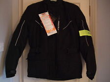 "Gents Ixon Textile Halloween Motorcycle Jacket Size Medium ""bargain """