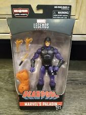 "Marvel Legends BAF 6""~~~Deadpool Marvel's Paladin Sasquatch Action Figure~~~NIB"