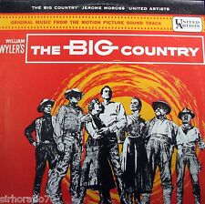 The BIG COUNTRY Soundtrack LP - Promo