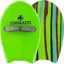Coastal Roots Originator Handplane Lime Fiberglass - Handboard