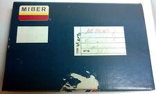 1 MIBER Händlerkarton f. 10/12 Stck Leer Innenteil ORIGINAL KEIN Repro! Mercedes