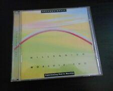 CD DOUBLE ALBUM - HOSANNA MUSIC - MILLENNIUM WORSHIP TWO