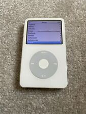 Apple iPod Classic (5th Gen 30GB MP3 Player - White (MA444ll) with search