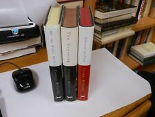 3 Cormac McCarthy HCs/DJs The Border Trilogy ~ All the Pretty Horses, etc VG