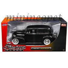 JADA SHOWROOM FLOOR 98880 1939 39 CHEVY MASTER DELUXE 1/24 BABY MOON RIM BLACK