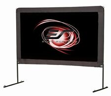 Elite Screens Yard Master Series, 120-in 16:9, Foldable Outdoor Portable