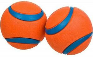 Chuckit Ball Ultra Ball Large, Dog Fetch Toy, (Pack of 2)