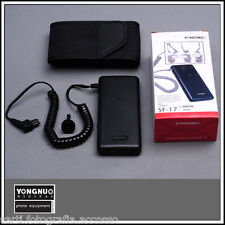 YONGNUO SF-17(6AA) External Flash Battery Pack x NIKON
