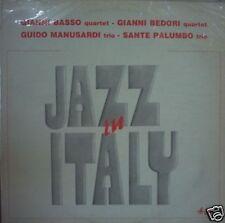 BASSO BEDORI MANUSARDI PALUMBO DE PISCOPO JAZZ ITALY LP