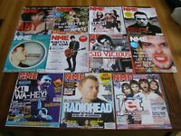 NME MUSIC Magazine Lot of 11 Complete Issues Nirvana Amy Winehouse Jet Radiohead