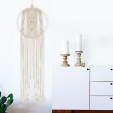 Tapestry Cotton Handmade Macrame Woven Wall Hanging BOHO Chic Home Bohemian Gift