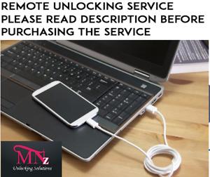 Cricket USA Remote Unlock Code Service Samsung amp prime 2 halo Sol s7 s8