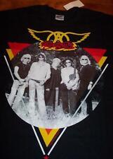 VINTAGE STYLE AEROSMITH Band T-shirt SMALL NEW w/ TAG