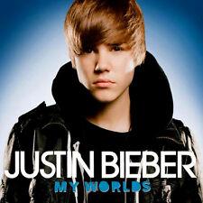 Justin Bieber My Worlds (CD 2010 Island Def Jam JAPAN) Limited No UPC