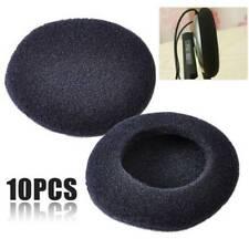 10x Ear Pads Replacement Foam Cushion Sponge Cover Headphones Earphones Headset~