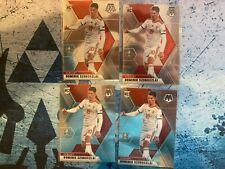 New listing Panini Mosaic Euro 2021 4 Rookie card Lot Hungay Dominik Szoboszlai