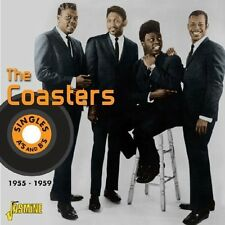 CD The Coasters Singles a 's and B' s 1955 - 1959 (Yakety Yak, I Love Paris) 2009