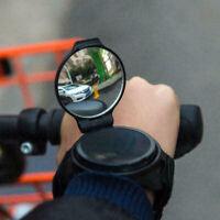 Bicycle Back Mirror Arm Wrist Strap Rear View Rearview Mirrors Bike Cycling E3Y2