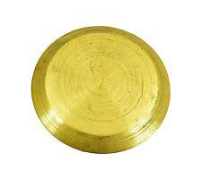 Pendellinse D 11 cm für Uhrenpendel Holzstab Pendel Wanduhr Regulator clock