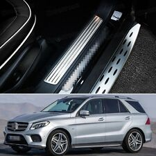 New Stainless Steel Inside Door Sill Scuff Plate for Mercedes Benz GLE 2016-2017